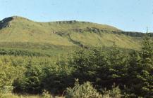 Craig-y-Llyn: Landscape & Geology
