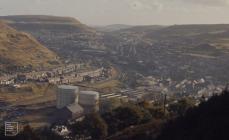 Glyncornel, Tonypandy: Landscape & Industry
