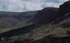 Blaenycwym: Landscape