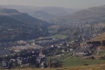 Rhondda Fawr: Landscape & Industry