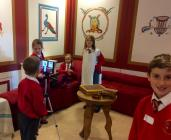 Kids in Museums Takeover Day 2017 at National...