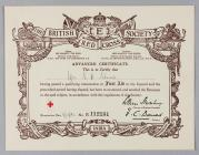 First Aid Re-Examination Certificate awarded to...