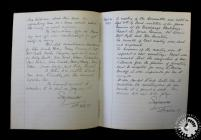 Minutes of a meeting held by the Cardiff Poor...