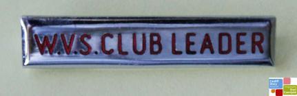 Women's Voluntary Service (WVS) WVS Club Leader...