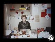 Joan Gallagher in the Grangetown Community...