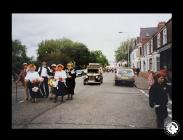A photograph of the Grangetown Local Historical...