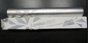 A London 2012 Olympic Games Maker silver baton...