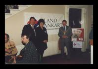 Photograph of a Makers Guild in Wales opening...