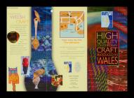 Leaflet for The Makers Guild in Wales, Craft in...