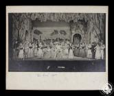Photograph showing the cast of 'Rio Rita&...
