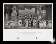 Photograph showing the cast of 'The White...