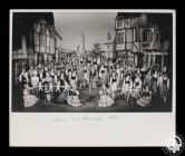 Photograph showing the cast of 'Song of...