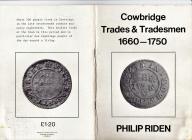 Cowbridge Trades & Tradesmen 1660 - 1750