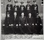 Glamorgan Police Cadets.