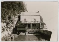 The Boat House, Talacharn