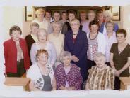 Merched y Wawr, Capel Newydd Branch celebrating...