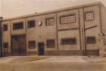 Kaylor Compacts Factory , Caernarfon  1950s