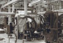 Inside Kaylor Compacts Factory , Caernarfon  1950s
