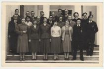 Llun: Staff Hotpoint, 1950au