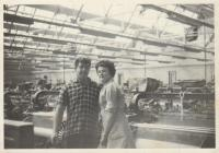Johnsons Fabric workers,  1950s