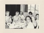 Photo: Blodwen in the Cookes canteen, 1960s