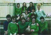 Photo: Courtaulds women's football team,...