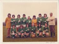 Photo: Laura Ashley women's football team,...