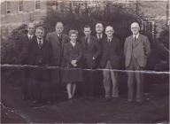 Photo: The Courtaulds Works Committee, 1940s