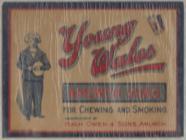 Photo: Huw Owen & Sons advert, 19th century