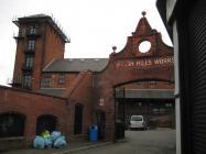 Wider shot of Corona Works