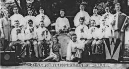 Arcadian Harmonica Band 1939