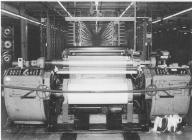 On the factory floor. BNS Mamhilad, Pontypool