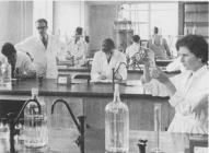 Laboratory at BNS Mamhilad, Pontypool