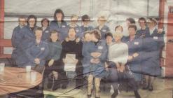Staff Harwin' s Treorci yn 1991