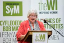 NFWI-Wales Conference, 21 April 2016, RWAS...