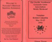 1994  Pacific Northwest Wesh Weekend : handbook