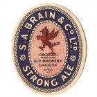 Brains Beer Mat - S.A Brain & Co. Ltd.