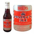 Brains Label - Prince's Ale