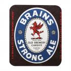 Brains Label - Brains, Strong Ale