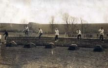 Dril bidog  - 1917