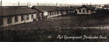 Hut Encampment - 1910