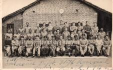 Army - T.H.O.C Ordinance Depot Staff