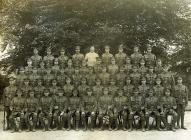 Welsh Guards - 1918