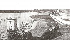 Western Martello Tower, Doc Penfro - 1902
