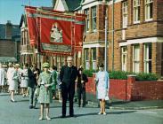 Community House Sunday School Whitsun March