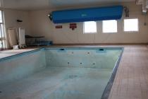 Llanfrechfa Grange: Patient's Swimming Pool