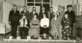 Cwmni Drama Capel Methodist Llan-non, 1930au