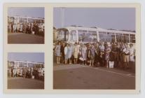 Trip Cenedlaethol Merched y Wawr i Lydaw yn 1972