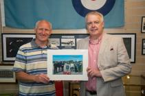 Ist Minister visits Porthcawl Museum