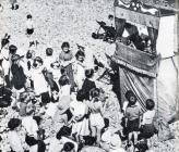 Punch and Judy, Penarth Beach